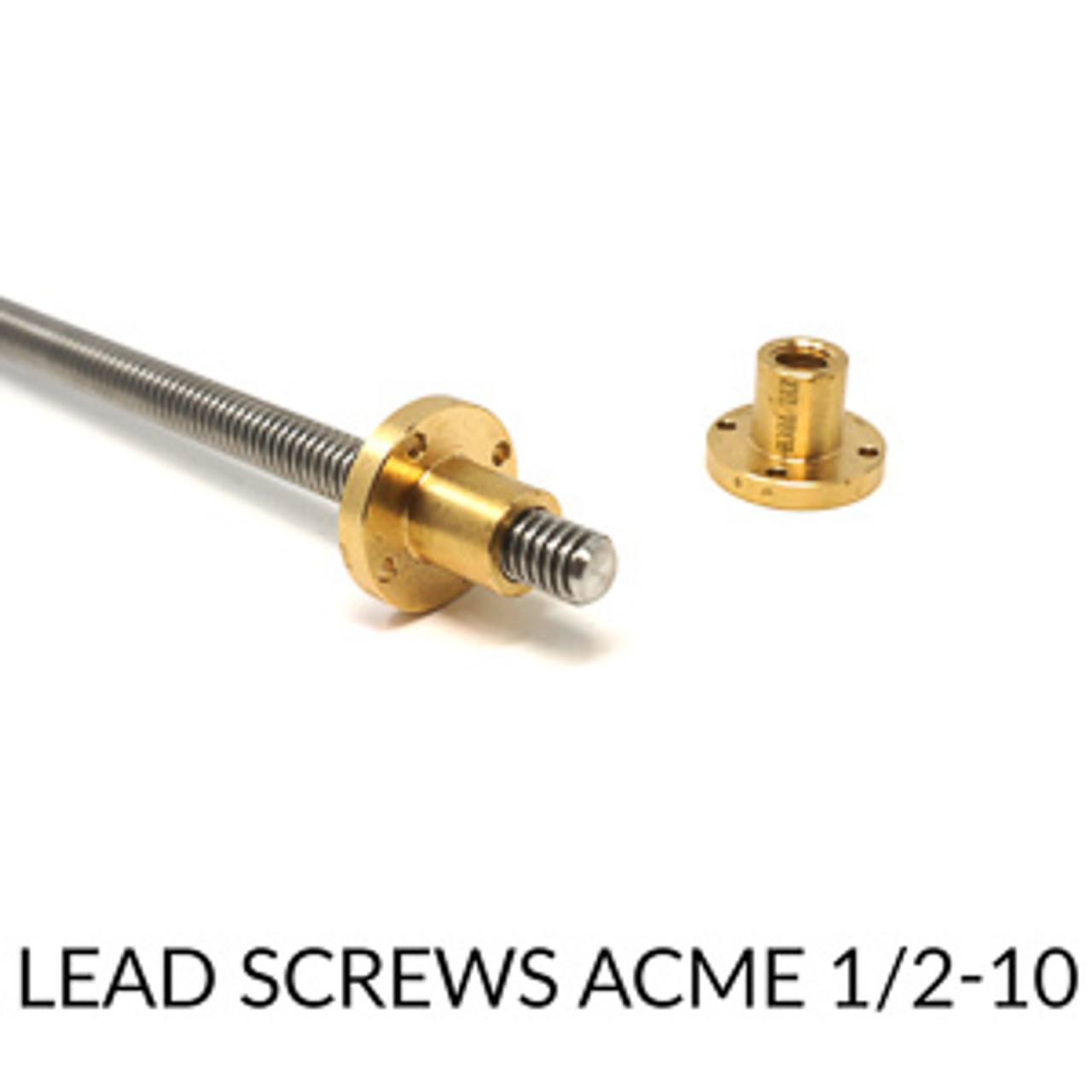 Lead Screws  ACME 1/2-10