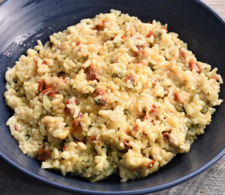 San Jacinto Rice prepared entree