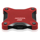 ADATA SD600Q External Solid State Drive - Red - 480GB