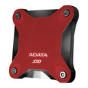 ADATA SD600Q External Solid State Drive - Red - 240GB