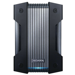 ADATA Durable HD830: 4TB Black External Hard Drive USB 3.1 XBOX & PS4 Ready