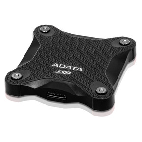 ADATA SD600Q External Solid State Drive - Black - 240GB