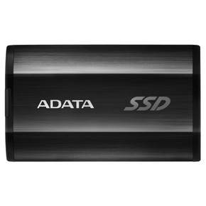 ADATA Premium SE800 Series: 512GB Black External SSD USB 3.1 XBOX/PS4 Compatible