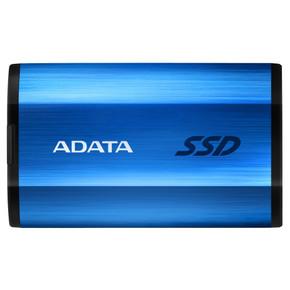 ADATA Premium SE800 Series - 1TB USB 3.2 Gen2 USB-C IP68 Waterproof External SSD - Blue