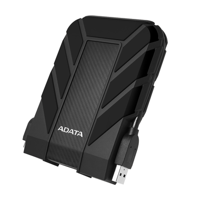 ADATA HD710 Pro External Hard Drive - Black - 1TB