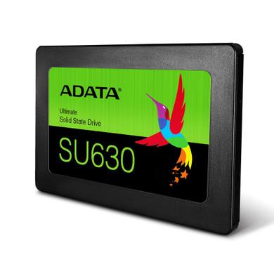 "ADATA Ultimate Series: SU630 3.84TB SATA III Internal 2.5"" Solid State Drive"