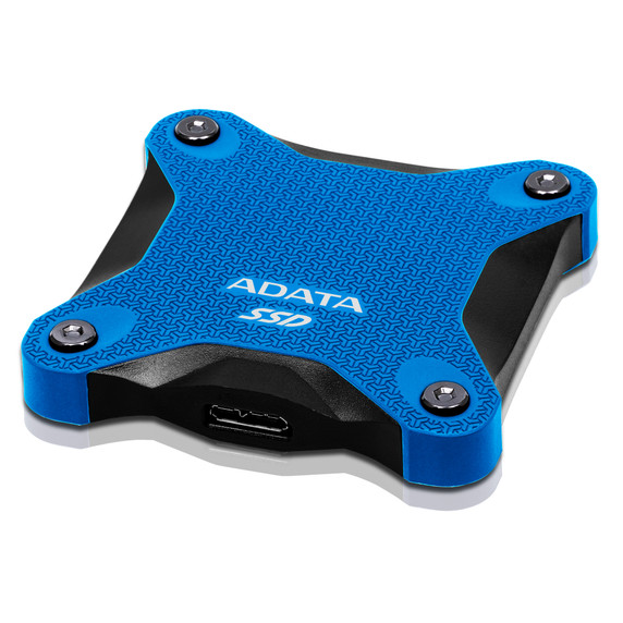 ADATA SD600Q External Solid State Drive - Blue - 240GB