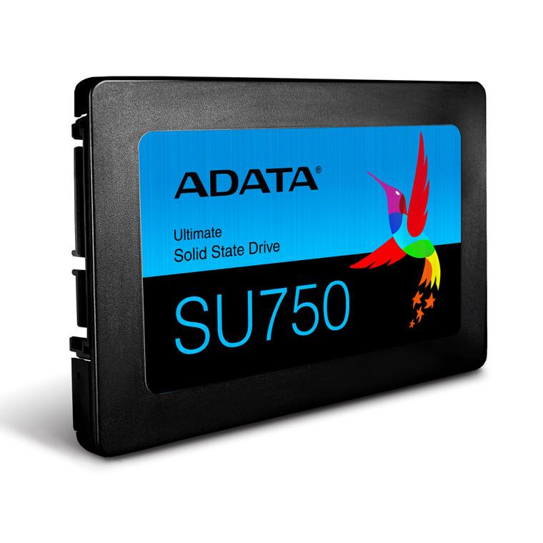 "ADATA Ultimate Series:  SU750 1TB SATA III Internal 2.5"" Solid State Drive"