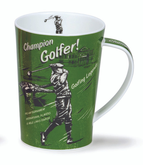 Argyll Sports Stars Golf