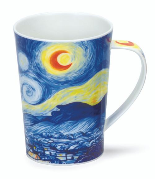 Argyll Impressionist Landscapes Moon