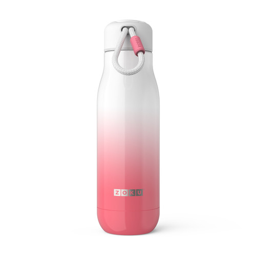 Stainless Steel Bottle Pink Ombre 500ml