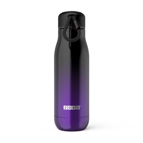Stainless Steel Bottle Purple Ombre 500ml