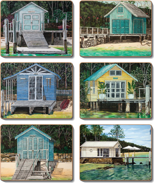 Boatshed Placemats