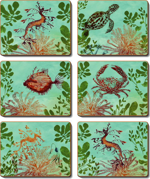 Ocean Depths Placemats