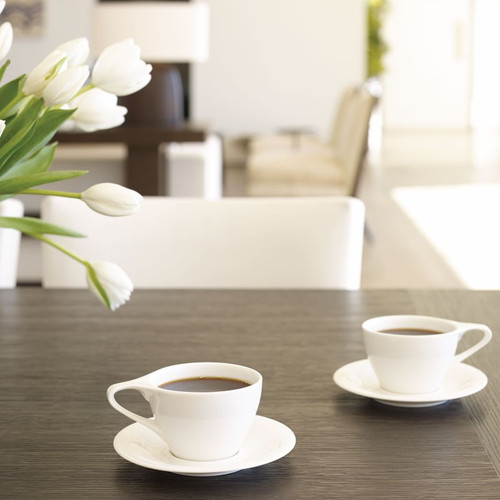 Fina Latte 11 oz Cup & Saucer
