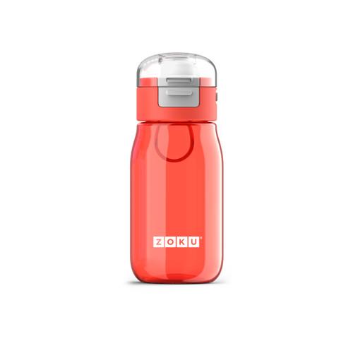 Kids Flip Gulp Bottle Red 475ml