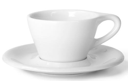 Lino Cappuccino Single 5 oz Cup & Saucer