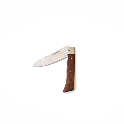 Adventure Chef Folding Chef's Knife 6 Inch with Maple Handle