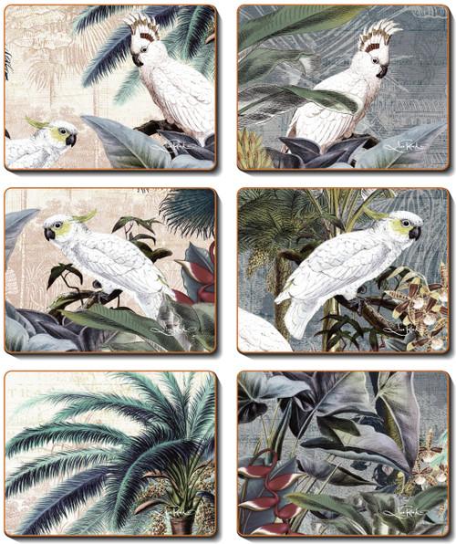Utopia Birds Coasters