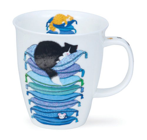 Nevis Sleepy Cats Blue