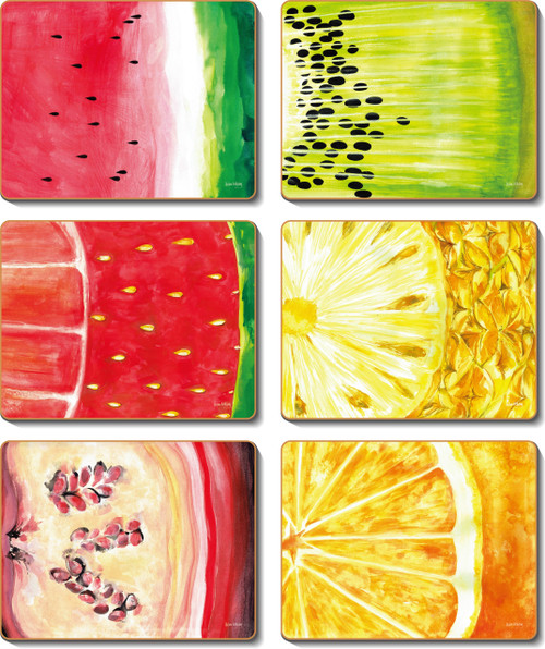 Fruit Slice Placemats