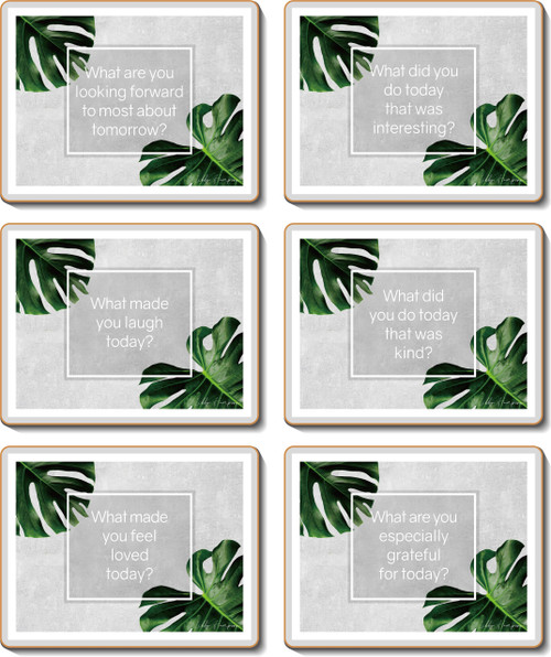 Mindful Placemats
