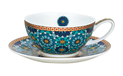 Tea for One Cup & Saucer Ishtar