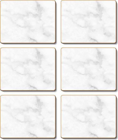 Grey Marble Coasters