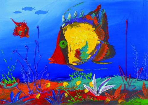 Angel Fish PP Mat