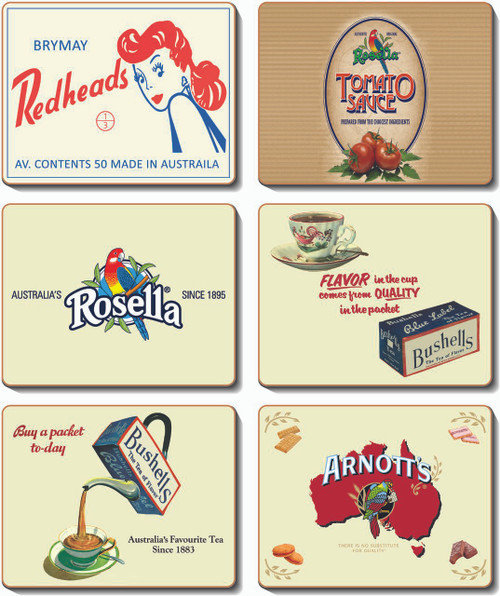 Classic Icons Placemats