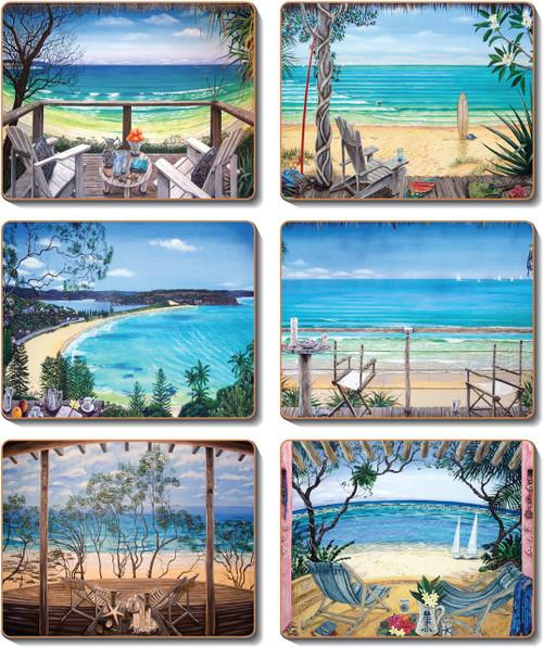 Coastal Verandahs Coasters