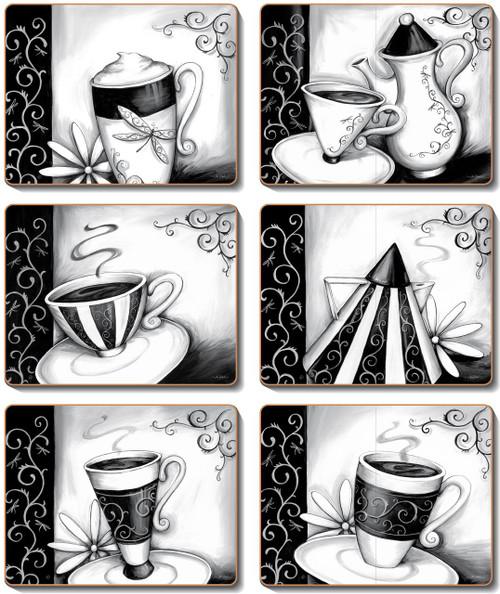 Coffee Break Coasters