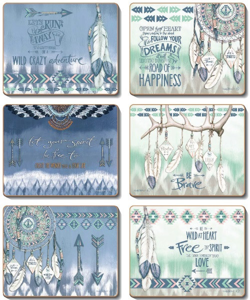 Gypsy Placemats