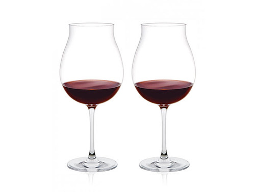 Plumm  Vintage Crystal REDb Wine Glass (Twin Pack)