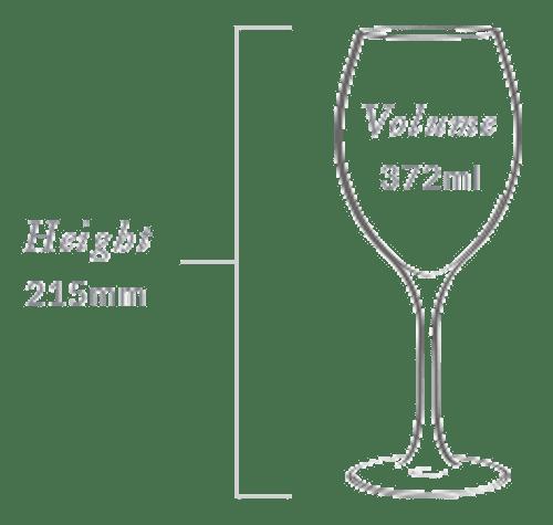 Plumm Outdoor WHITEa Wine Glass (Four Pack)