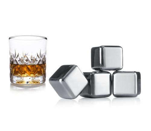 Whiskey Stones (Set of 4)
