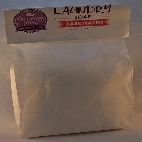 Bare Naked Laundry Soap