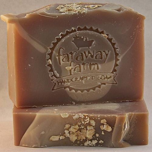 Oatmeal, Milk, & Honey Lotsa Lather Soap