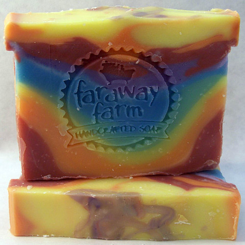 Chase Your Rainbow Lotsa Lather Soap