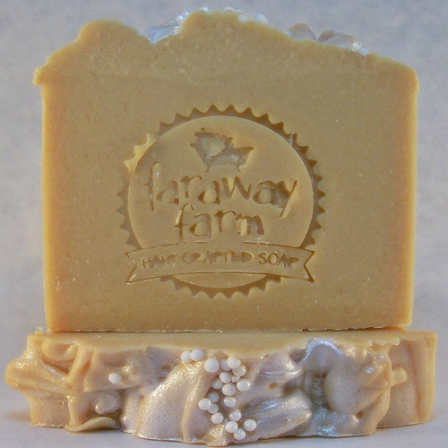Smooth as Silk Sassy Shea Soap