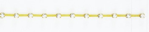 FC24/91-SM:24PP-30/FT PATTRN BAR STRTCH SMOKE TOPAZ (3.20mm) chain: purchase by the foot.