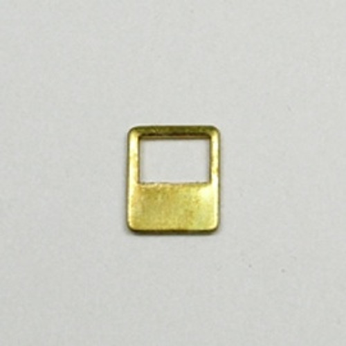 FE949; Glue/solder-on fancy chain end - 25 pieces per package
