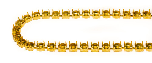 FC40/30: 40SS (8.67mm) unset cup chain, 30 boxes per foot