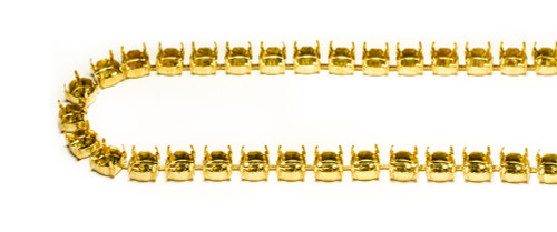 FC41/30: 40SS (8.67mm) unset cup chain, offset connector, 30 boxes per foot.