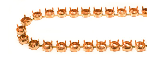 FC49/23-1: 48SS (11.30mm) cup chain, offset connector, 23 boxes per foot.