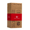 Give a distinctive & memorable gift with the Crown Maple Royal Treatment box with our HAPPY HOLIDAYS RED band.