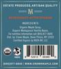 Crown Maple® Madagascar Vanilla Infused Organic Maple Syrup 12-Pack Petite 50ML (1.7 FL OZ)