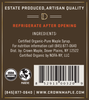 Crown Maple® Dark Color Robust Taste Organic Maple Syrup 12-Pack Petite 50ML (1.7 FL OZ) SAVE 10%