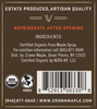 Crown Maple® Very Dark Color Strong Taste Organic Maple Syrup 12-Pack Petite 50ML (1.7 FL OZ)
