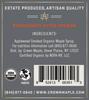 Crown Maple® Applewood Smoked Organic Maple Syrup Single Petite 50ML (1.7 FL OZ) **Maple Sugaring Season Promo Save 15%**